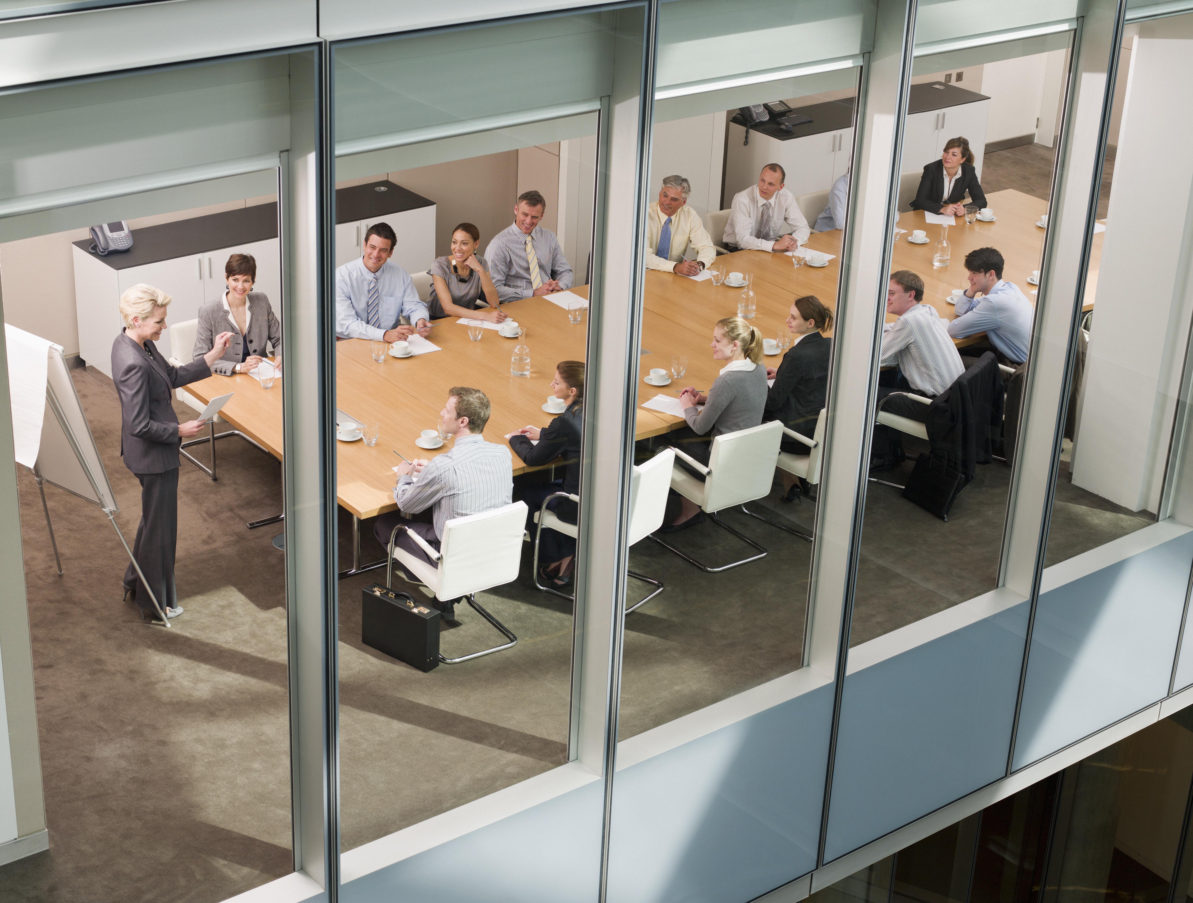 reunion conseil d administration